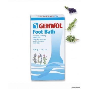 Ванна для ног Fussbad 10 пакетов по 20 грамм Геволь