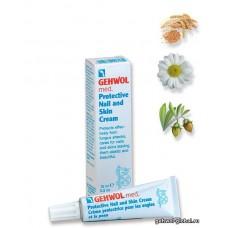 Защитный крем для ногтей и кожи 15 мл Геволь мед