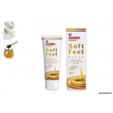 Шелковый крем Молоко и мед Fusskraft 125 мл Геволь